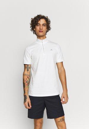 JPRBLA HAWKINGS - T-shirt - bas - blanc de blanc