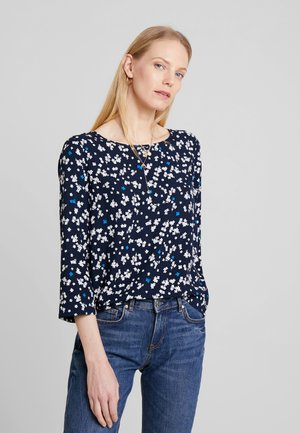 BLOUSE CREW NECK - Blouse - combo