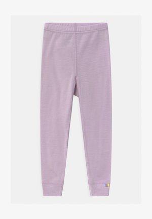 UNISEX - Leggings - Trousers - purple