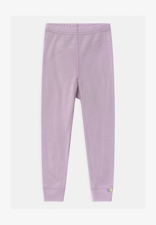 UNISEX - Leggings - Trousers - purple