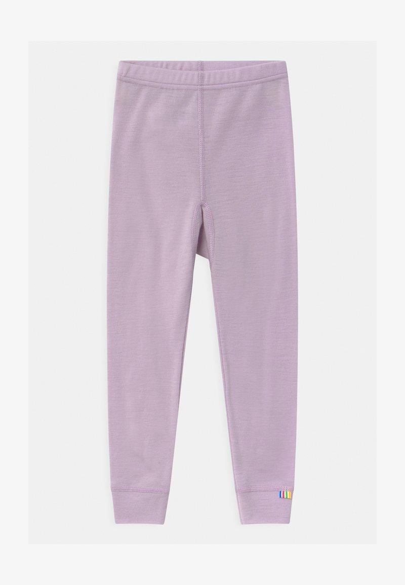 Joha - UNISEX - Leggings - Trousers - purple