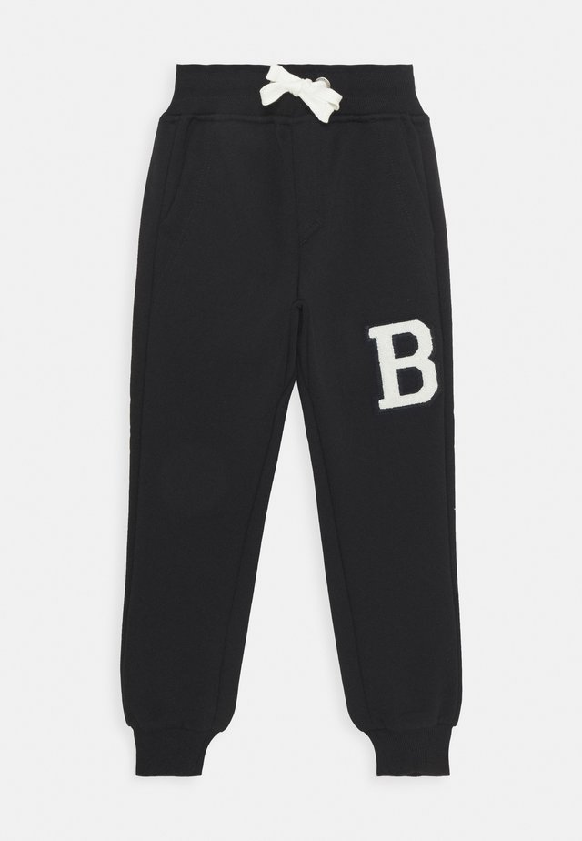 SPORT PANTS UNISEX - Joggebukse - black beauty