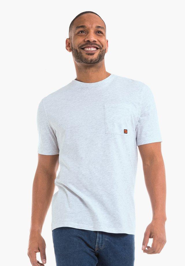 ORIGINALS ZION - Print T-shirt - white