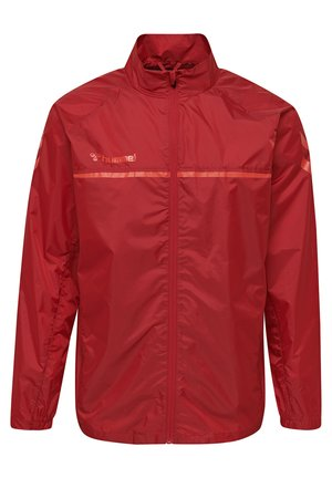 HMLAUTHENTIC PRO  - Sports jacket - chili pepper