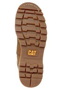 Cat Footwear - COLORADO - Stivaletti stringati - sundance - 8