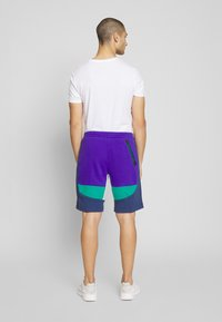 adidas Originals - PROJECT-3 SPORT INSPIRED SHORTS - Shorts - purple - 2