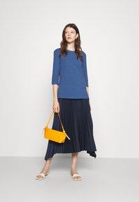 WEEKEND MaxMara - MULTIA - Long sleeved top - dusty blue - 1