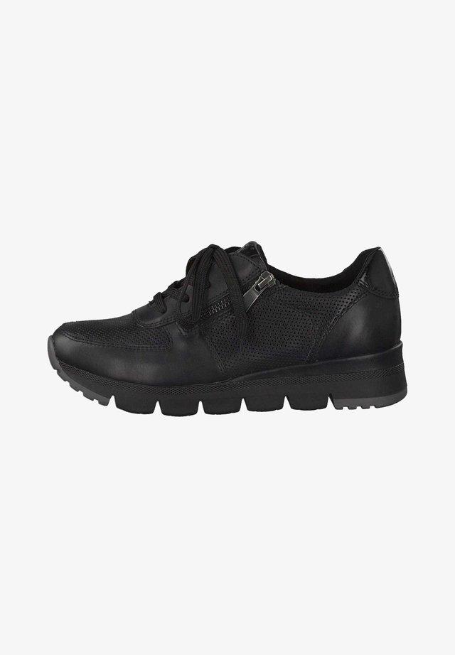 Zapatillas - black nappa c