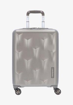 EDGE CARVE - Wheeled suitcase - dark grey