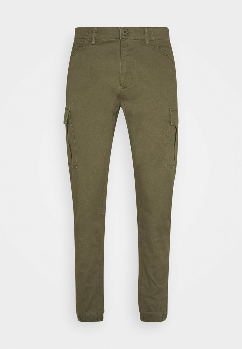 edc by Esprit - Pantaloni cargo - dark khaki