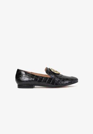 PRUDENCE - Įmautiniai batai - black