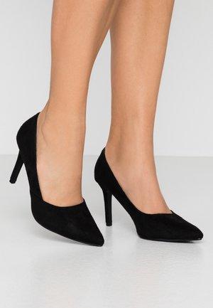 SAMANTHA - Escarpins à talons hauts - black