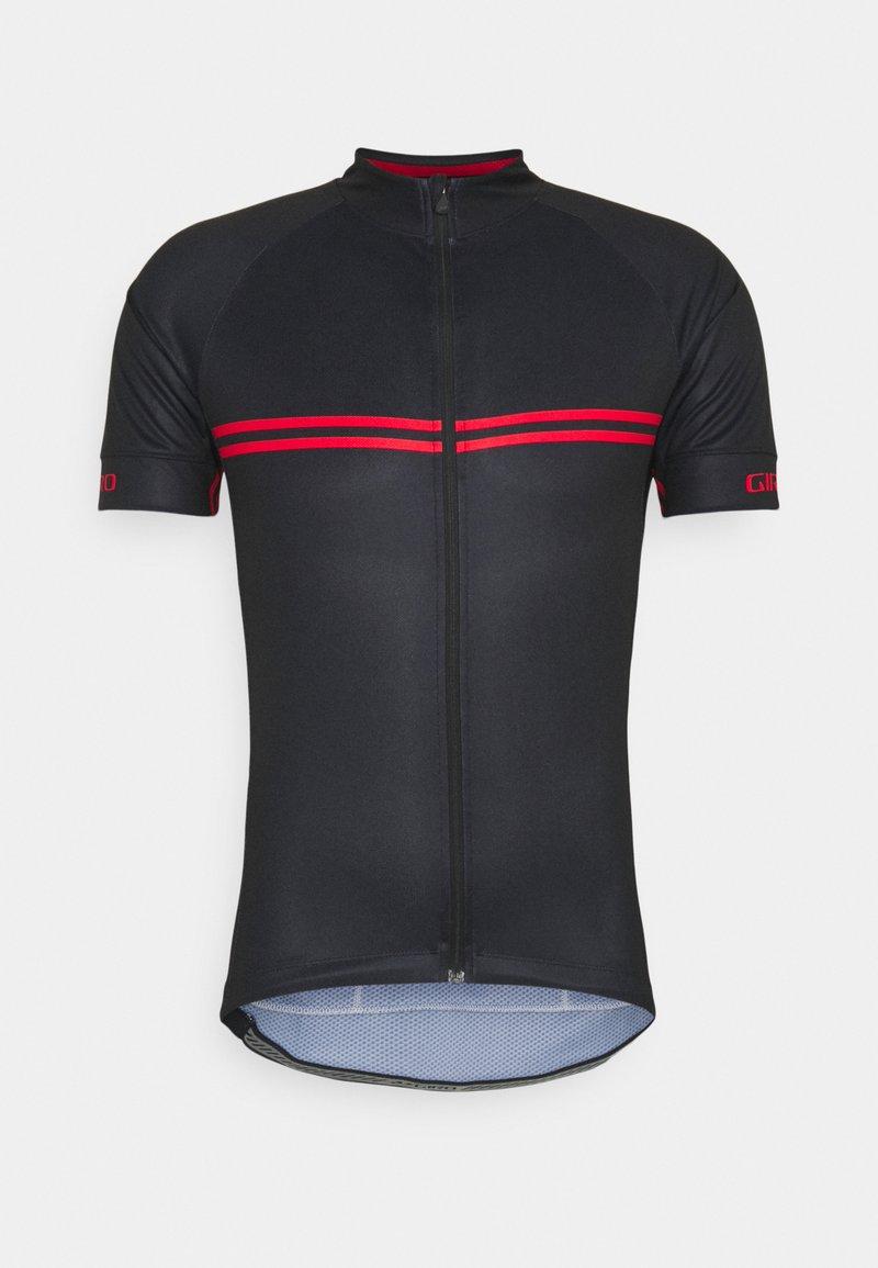 Giro - CHRONO SPORT - Cycling-Trikot - black/red classic