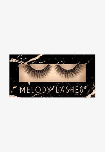 ELLA - False eyelashes - black