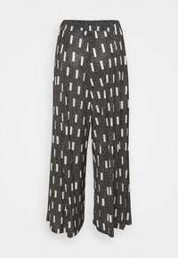 Henrik Vibskov - GOOD TIME PANTS - Kalhoty - blocks print - 1
