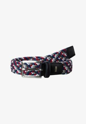 Braided belt - mars comb.