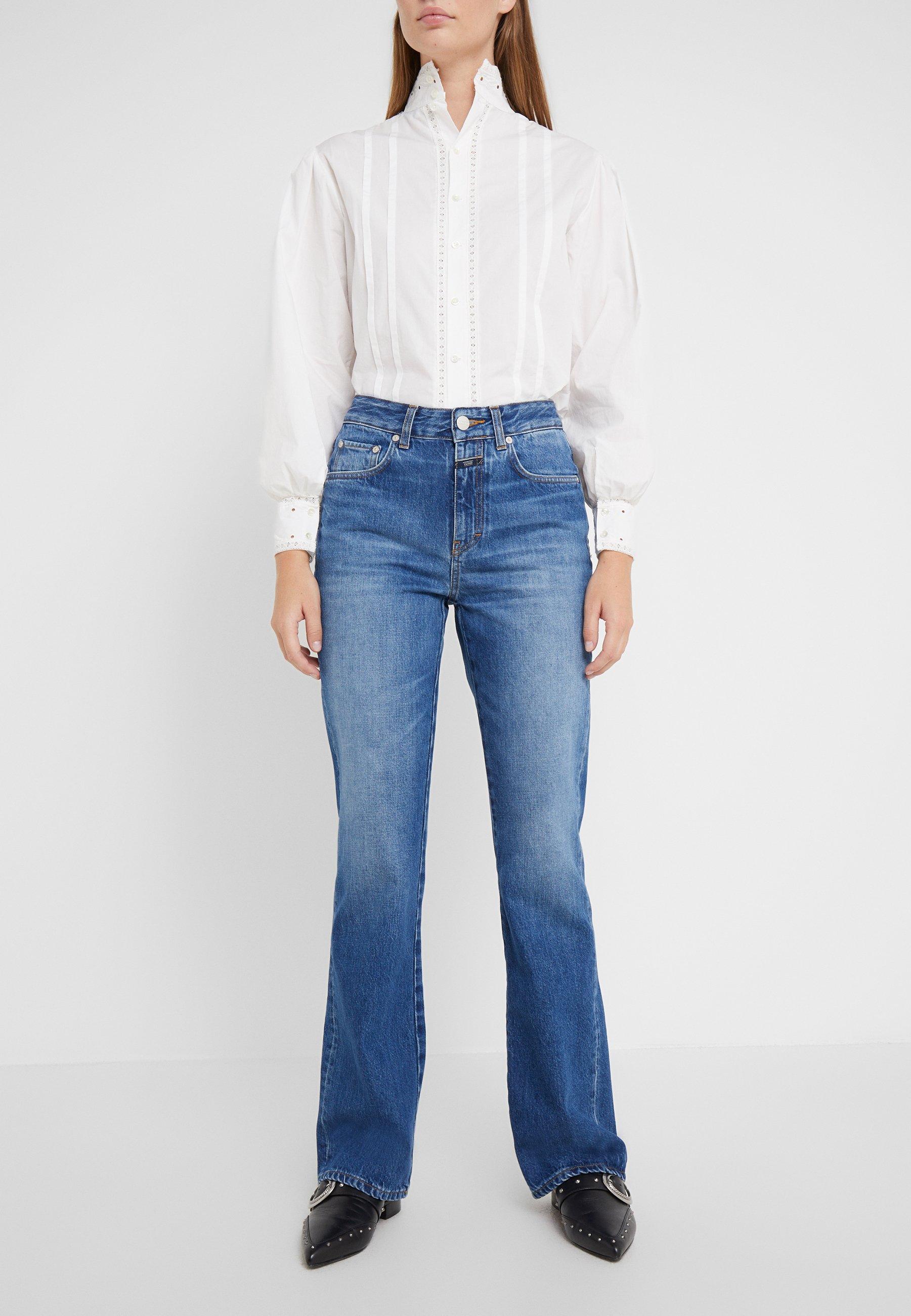CLOSED HAILEY - Skjorte - mid blue