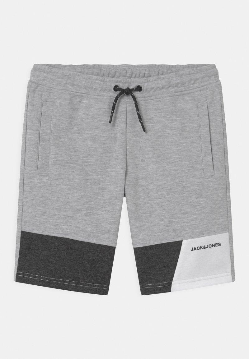 Jack & Jones Junior - JJIMARS  - Shorts - light grey melange