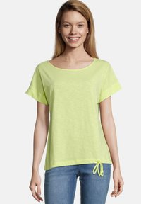 Cartoon - MASSTAB - Print T-shirt - sunny lime - 0