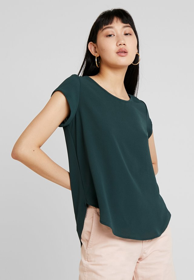 ONLVIC SOLID  - Blouse - green gables