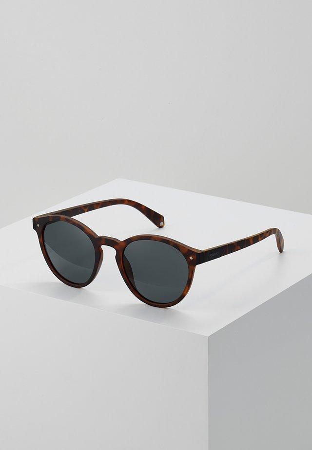 Sunglasses - matt havana