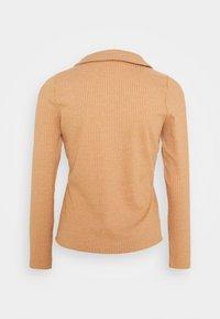 Fashion Union Petite - FENNEL CARDI - Cardigan - beige - 6