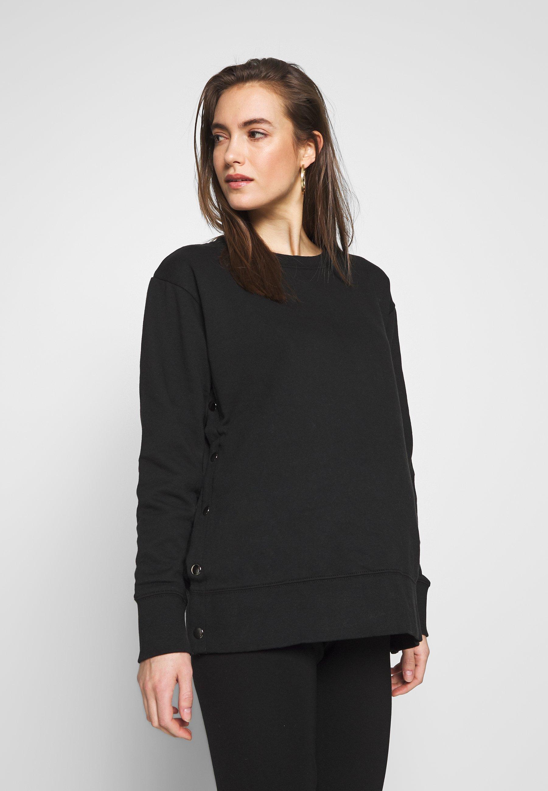 Damen MATERNITY BUTTON SIDE  - Sweatshirt