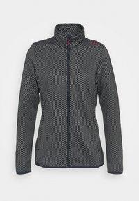 CMP - WOMAN JACKET - Fleece jacket - blue/grey - 4