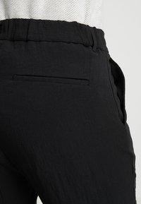 Weekday - LARGO PANTS - Bukse - black - 3