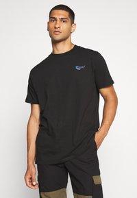 Night Addict - T-shirt med print - black - 0