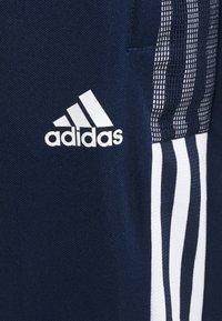 adidas Performance - TIRO  - Pantaloni sportivi - team navy blue - 6