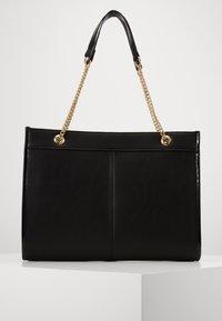Gina Tricot - EMMA BAG - Handbag - black - 0