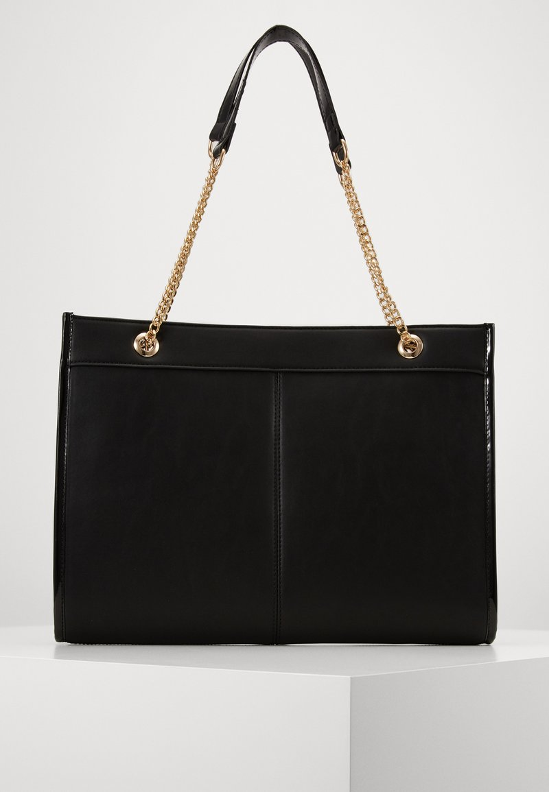 Gina Tricot - EMMA BAG - Handbag - black