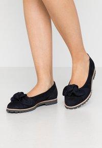 Gabor - Ballet pumps - pazifik/ocean - 0