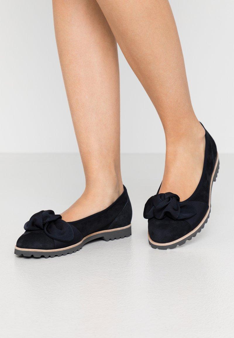 Gabor - Ballet pumps - pazifik/ocean