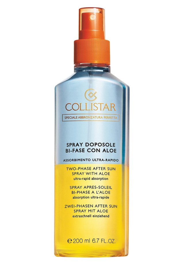 TWO-PHASE AFTER SUN SPRAY WITH ALOE - After-Sun - -