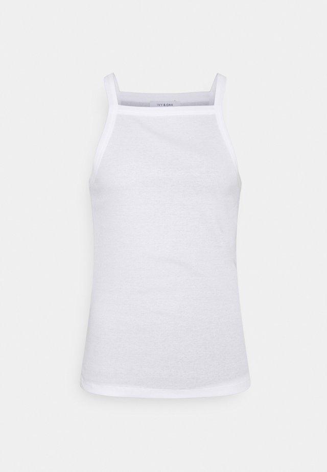 KLARA ROSE - Top - bright white