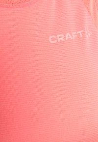 Craft - CORE ENDUR SINGLET  - Débardeur - coral - 2