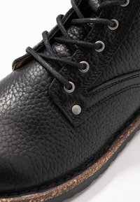 Birkenstock - BRYSON - Lace-up ankle boots - black