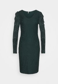 ONLY - ONLPOULA DRESS - Shift dress - scarab - 3