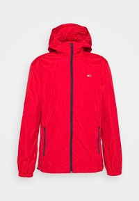 Tommy Jeans - PACKABLE  - Ulkoilutakki - red - 0