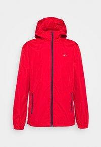 Tommy Jeans - PACKABLE  - Outdoorová bunda - red - 0
