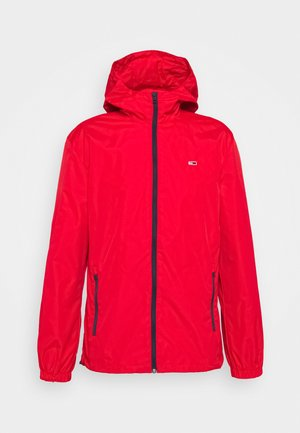 PACKABLE  - Kurtka Outdoor - red
