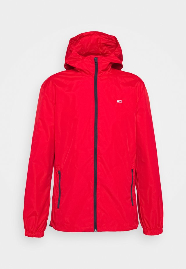 PACKABLE  - Chaqueta outdoor - red