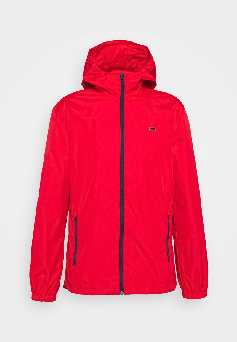 Tommy Jeans - PACKABLE  - Ulkoilutakki - red