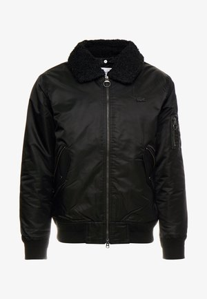 Bomber Jacket - noir/charon
