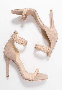 Trussardi Jeans - Korolliset sandaalit - rose - 3