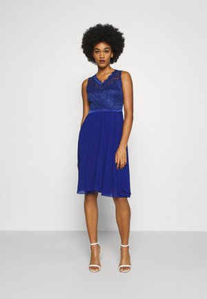 SKYLAR DRESS - Robe de cocktail - electric blue