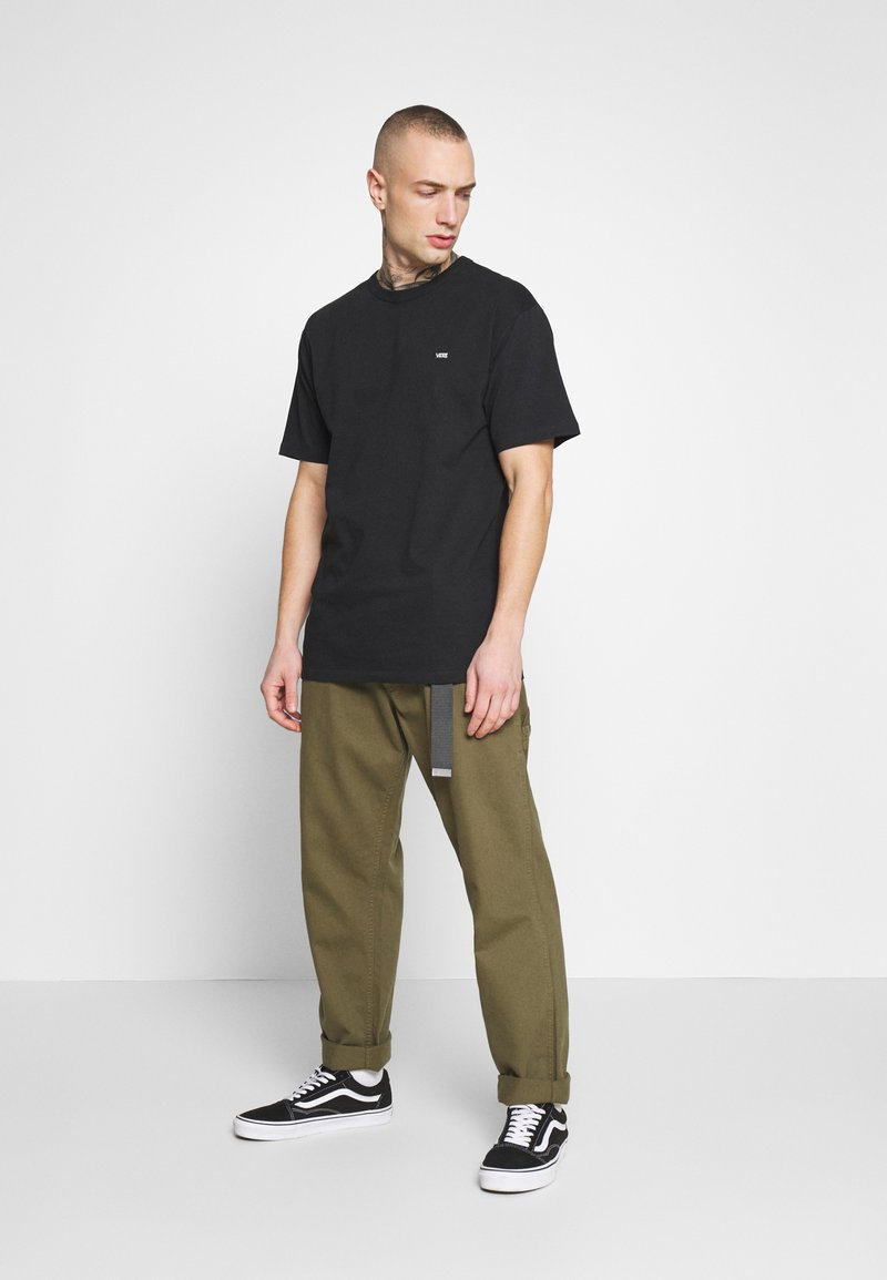 Vans OFF THE WALL CLASSIC - T-Shirt basic - black/schwarz aE4k6V