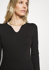 Anna Field - Shift dress - black - 4